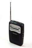 Radio portable derecha Foto de archivo