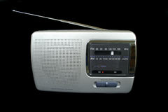 Radio portative Image stock