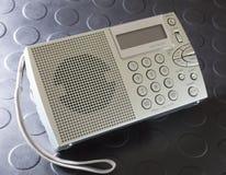 Radio portative Image libre de droits