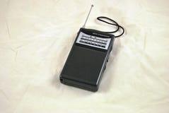 Radio receiver. On white background Stock Photo