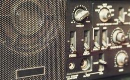 Am radio receiver Stock Photo