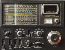 Am radio receiver Royalty Free Stock Photography