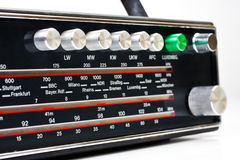 Radio receiver Royalty Free Stock Photos