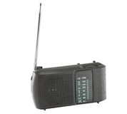 Radio receiver. On a white background Stock Photography