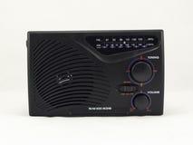 Radio receiver on white background Stock Photography