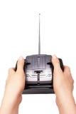 Radio remote control Stock Image