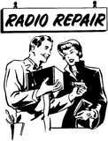 Radio Repair 2 Royalty Free Stock Photography