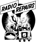 Radio Repairs Stock Photography