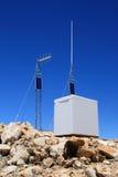 Radio repeater station Stock Image