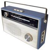 radio retro Στοκ Εικόνες