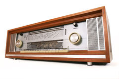 radio retro Στοκ εικόνα με δικαίωμα ελεύθερης χρήσης