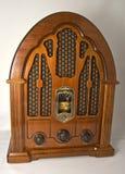 radio retro Arkivbild