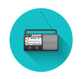 Radio retro Stock Images