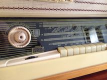 Radio retro Royalty Free Stock Images