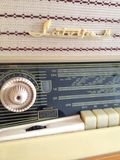 Radio retro Stock Photography