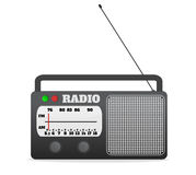 Radio retro Stock Photos