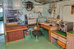 The radio room Stock Photography