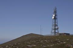 Radio rurale di comunicazioni Immagine Stock