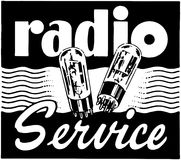 Radio Service Royalty Free Stock Photos