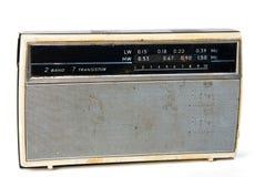 Radio set Stock Images