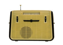 Radio set 2 Royalty Free Stock Photo