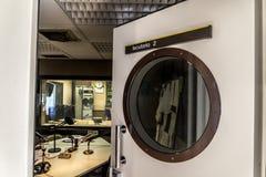 Radio station Royalty Free Stock Photography