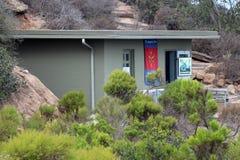 Radio Station - Cabrillo National Monument Stock Photos