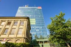 Radio Télévision Suisse Royaltyfria Foton