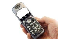 Radio telephone Stock Photo