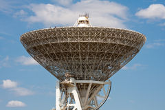 Radio-telescoop Stock Foto