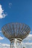 Radio Telescoop royalty-vrije stock foto