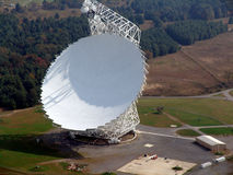 Radio Telescope. Robert C. Byrd Green Bank Radio Telescope Royalty Free Stock Image