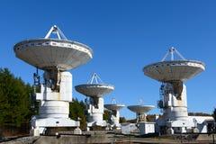 Radio telescope Stock Photos