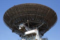 Radio telescope antenna Royalty Free Stock Images