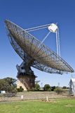 Radio Telescope Dish in Parkes, Australia Stock Photography