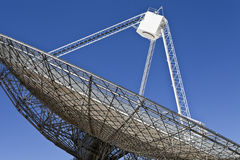 Radio Telescope Dish in Parkes, Australia Royalty Free Stock Images