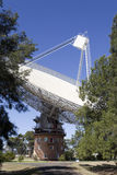 Radio Telescope Dish in Parkes, Australia Stock Photos