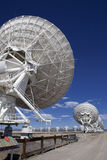 Radio Telescope Royalty Free Stock Photo