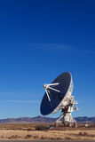 Radio Telescope - VLA Stock Photos