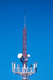 Radio tower Stock Image