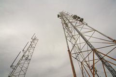 Radio Tower 3 Royalty Free Stock Photography