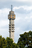 Radio Tower Stock Image