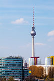 Radio tower of Berlin Royalty Free Stock Image