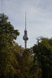 Radio Tower, Berlin, Germany Stock Photo
