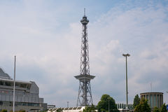 Radio tower Funkturm in Berlin, Germany Royalty Free Stock Photography