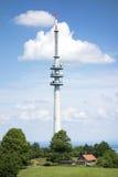 Radio tower Hoher Peissenberg Stock Photos