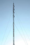 Radio tower in Thailand Stock Photos