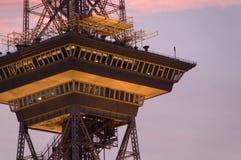Radio Tower in West Berlin Stock Photo