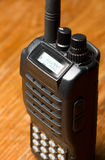 Radio Transceiver Closeup Stock Image