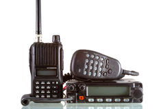 Radio Transceivers Royalty Free Stock Image